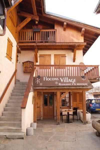 Flocons Village