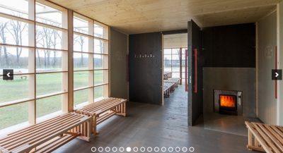 Sauna Kijukiju v Radotíně